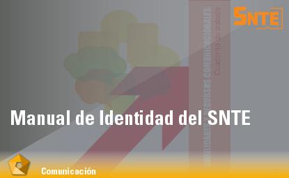 Manual de Identidad del SNTE