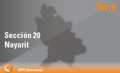Sección 20. Nayarit