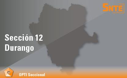 Sección 12. Durango