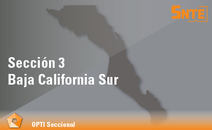 Sección 3. Baja California Sur