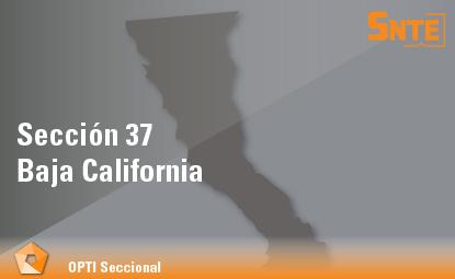 Sección 37. Baja California
