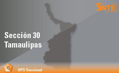 Sección 30. Tamaulipas