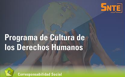 Programa de Cultura de los Derechos Humanos
