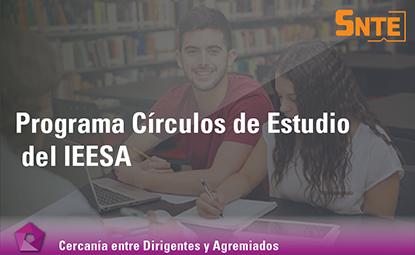 Programa Círculos de Estudio del IEESA