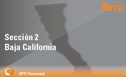 Sección 2. Baja California