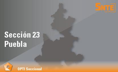 Sección 23. Puebla