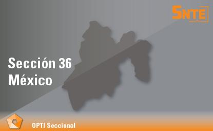 Sección 36. México