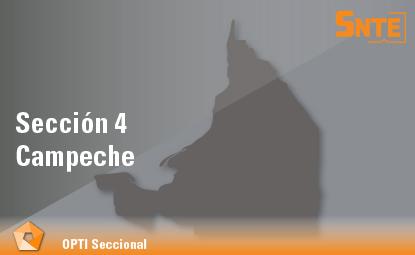 Sección 4. Campeche