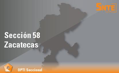 Sección 58. Zacatecas