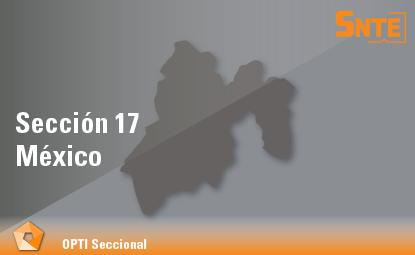 Sección 17. México
