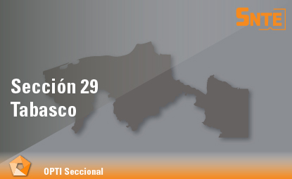 Sección 29. Tabasco