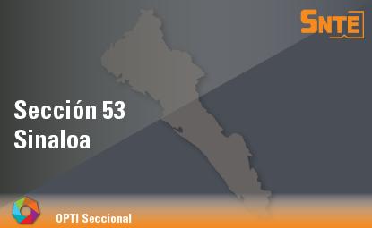 Sección 53. Sinaloa
