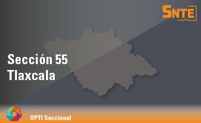 Sección 55. Tlaxcala
