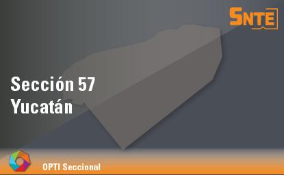 Sección 57. Yucatán
