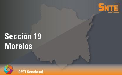 Sección 19. Morelos