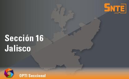 Sección 16. Jalisco