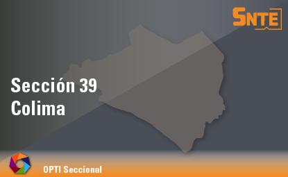 Sección 39. Colima