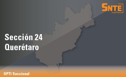 Sección 24. Querétaro
