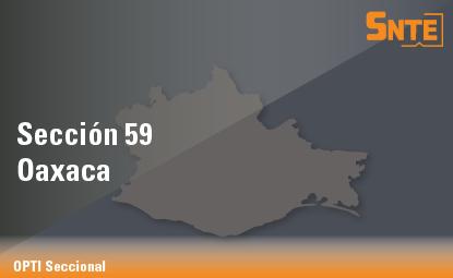 Sección 59. Oaxaca