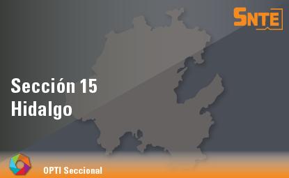 Sección 15. Hidalgo
