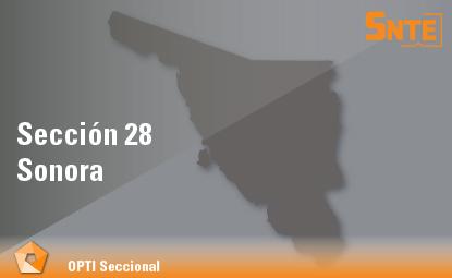 Sección 28. Sonora
