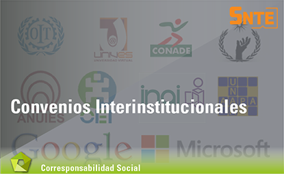 Convenios Interinstitucionales