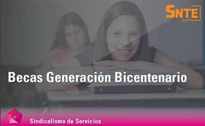 Becas Generación Bicentenario