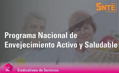 Programa Nacional de Envejecimiento Activo y Saludable