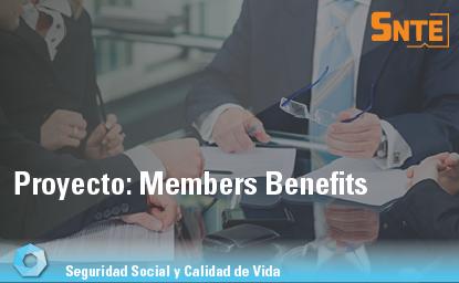 Members Benefits