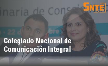Colegiado Nacional de Comunicación Integral