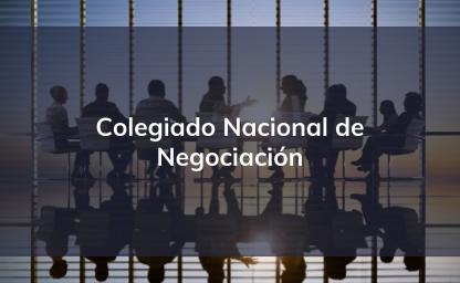 Colegiado Nacional de Negociación