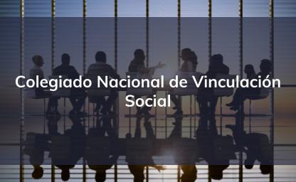 Colegiado Nacional de Vinculación Social