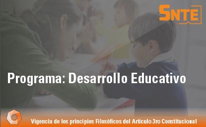 Desarrollo Educativo