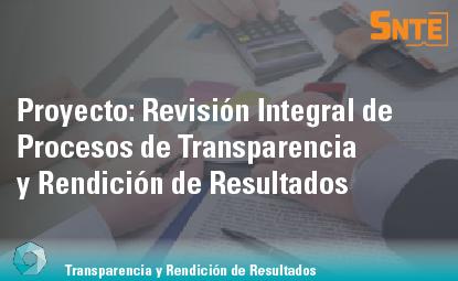 Revisión integral de procesos administrativos y financieros