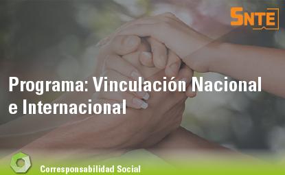 Vinculación Nacional e Internacional