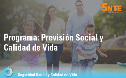 Programa: Previsión Social y Calidad de Vida