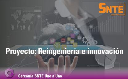 Proyecto: Reingeniería e innovación