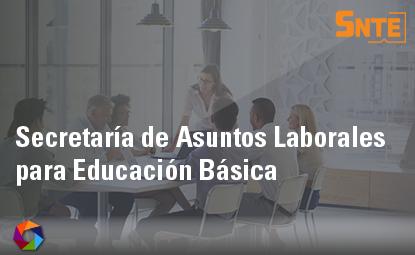 Secretaría de Asuntos Laborales para Educación Básica
