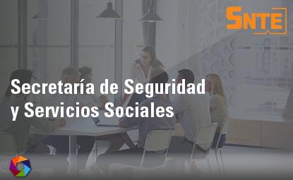 Secretaría de Seguridad y Servicios Sociales