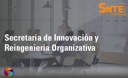 Secretaría de Innovación y Reingeniería Organizativa