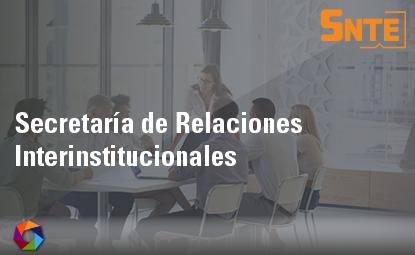 Secretaría de Relaciones Interinstitucionales