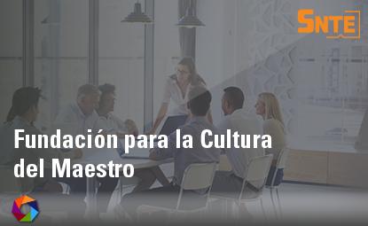Fundación para la Cultura del Maestro