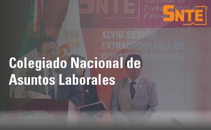 Colegiado Nacional de Asuntos Laborales