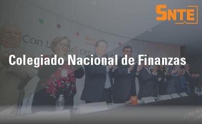 Colegiado Nacional de Finanzas