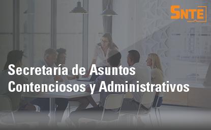 Secretaría de Asuntos Contenciosos y Administrativos