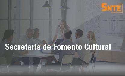 Secretaría de Fomento Cultural