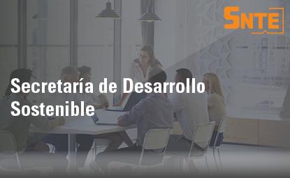 Secretaría de Desarrollo Sostenible